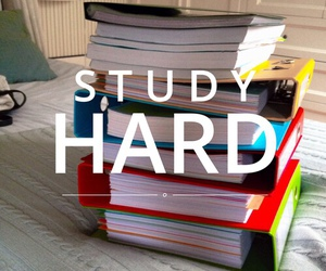 study, hard work, and motivation image
