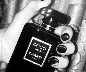 black and white, coco chanel, and chanel image
