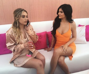 kylie jenner and stassie image