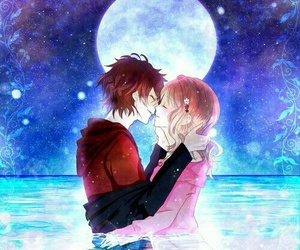 diabolik lovers, anime, and yui image