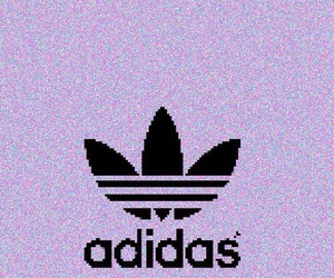 adidas, wallpaper, and purple image