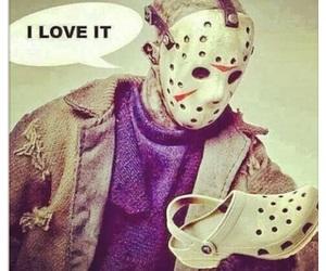 funny, lol, and crocs image