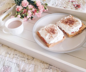 beautiful, breakfast, and food image