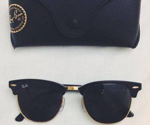 sunglasses, black, and accessories image