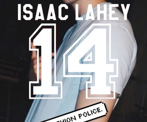 daniel sharman, teen wolf, and isaac lahey image