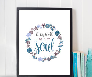 etsy, scripture art, and bible verse print image