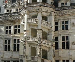 beautiful, france, and chateau image