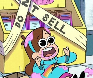 gravity falls, mabel, and funny image