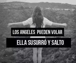 angel, frases, and Angeles image