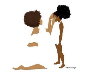 black girls rock, black lives matter, and black girl magic image