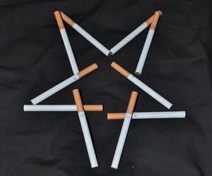 grunge, smoke, and aesthetic image