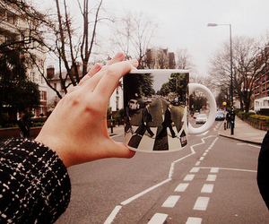 the beatles, beatles, and photography image