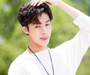 kpop and hyungwon image