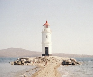 indie, lighthouse, and aesthetic image
