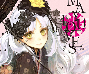 gothic lolita, mayu, and vocaloid image