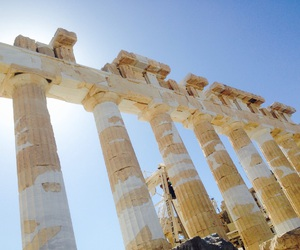 Athens, background, and beautiful image