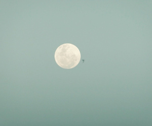 moon, sky, and photography image