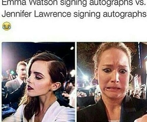 funny, emma watson, and lol image