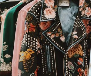 fashion, gucci, and jacket image
