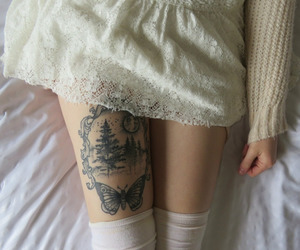 tattoo, theme, and aesthetic image