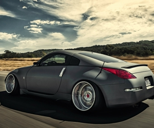 wallpaper and nissan 350z image