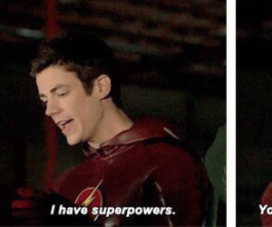 flash, the cw, and the flash image