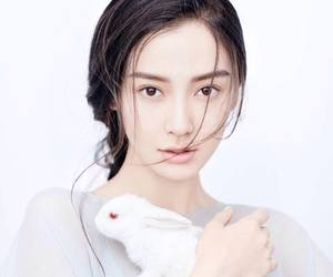 angelababy, asian girl, and chinese actress image