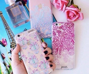 art, phone, and phone covers image