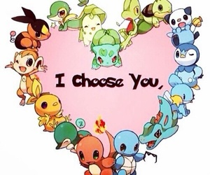 pokemon, cute, and heart image