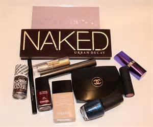 c, urban decay, and chanel image