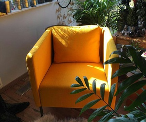 armchair, decor, and design image