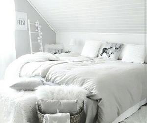 bedroom, cozy, and inspo image