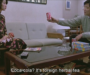 coca-cola and korean movie image