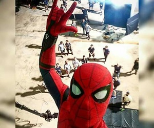 Marvel, selfie, and new film image