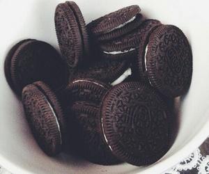 food, oreo, and Cookies image
