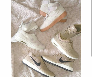 baskets, nike, and airforce 1 image
