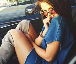 selena gomez, gold watches, and music note tattoo image