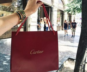 cartier and fashion image