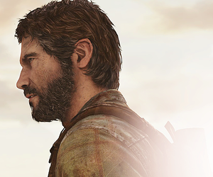 Joel, video games, and ps4 image