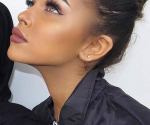 makeup, beauty, and art image