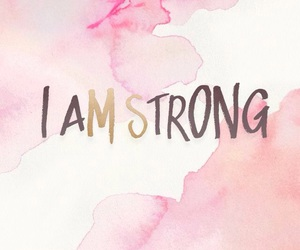 background, pink, and strong image
