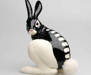 bondage, bunny, and hare image