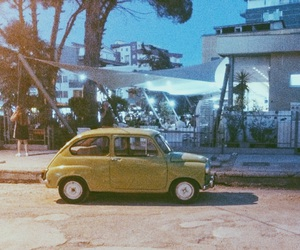 bean, vintage, and car image