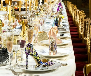 chaussure, gastronomie, and chic image