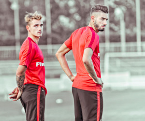 antoine griezmann, atletico madrid, and atletico image