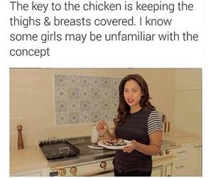 funny, meme, and ayesha curry image