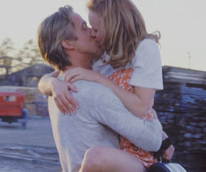 couple, the notebook, and love image