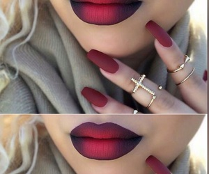 💋 and ombre image