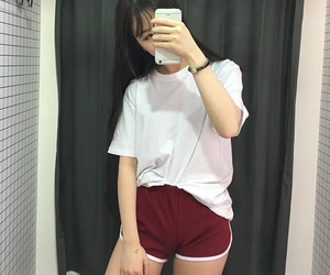 fashion, kfashion, and instagram image