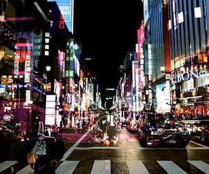 new york and night image